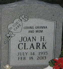 Joan <i>Hancock</i> Clark