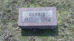 Carrie E <i>Roots</i> Baker
