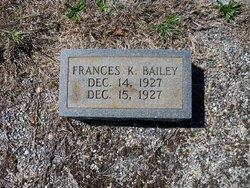 Frances K. Bailey