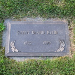 Eileen <i>Bland</i> Klein