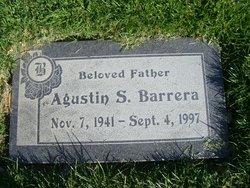 Agustin S Barrera