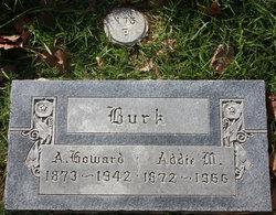Alpheus Howard Burk