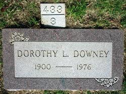 Dorothy Lillian <i>Burk</i> Downey
