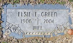Elsie Elizabeth <i>Bradford</i> Green