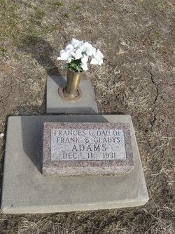 Frances G. Adams