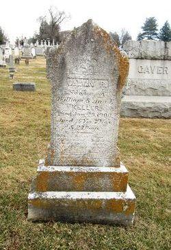 Calvin R. Keller