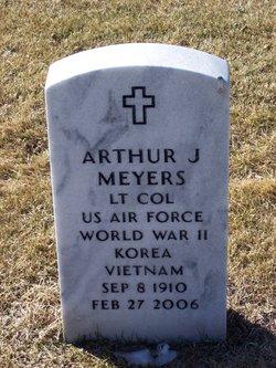 Arthur J Meyers