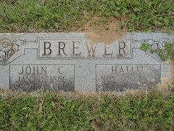 Hallie Mae Brewer