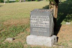 John Gibson Braddock