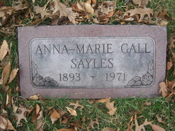 Anna Marie Sayles