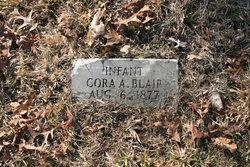 Cora A Blair