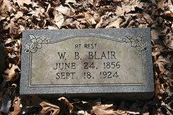 William Benjamin Blair