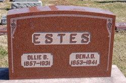 Benjamin Davis Estes