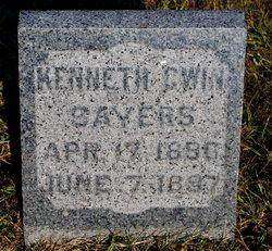 Kenneth Gwin Sayers