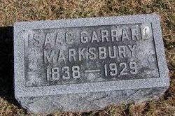 Isaac Garrard Marksbury