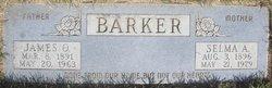 Selma A <i>Lucke</i> Barker
