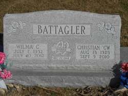 Christian C. W. Battagler