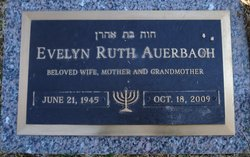 Evelyn Ruth <i>Hirsh</i> Auerbach