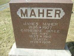 Catherine <i>Maher</i> Doyle