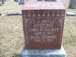 Paul Edward Doyle