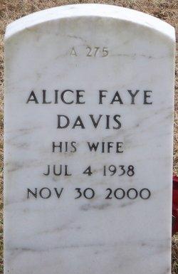 Alice Faye Davis