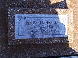 James Milton Hefley