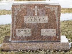Anna Margaret <i>McCue</i> Eykyn