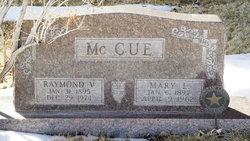 Raymond Vincent McCue