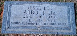 Jesse Lee Sonny Boy Abbott, Jr