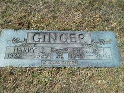 Phyllis <i>Wright</i> Ginger
