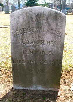 Corp George W. Ladieu