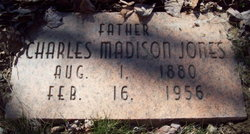 Charles Madison Cab Jones