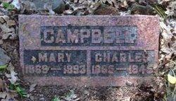 Mary <i>Bone</i> Campbell
