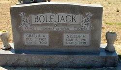 Stella Margaret <i>McGee</i> Bolejack