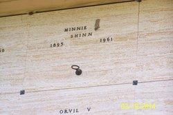 Minnie Lou <i>Franklin</i> Shinn