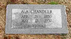 Asa Andrew Chandler