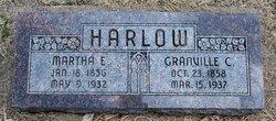 Martha Ellen <i>Stephens</i> Harlow