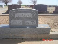 Roy Hayden Beaver
