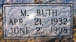 M. Ruth Waggoner