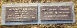 Peggy Jean <i>Randle</i> Eddlemon
