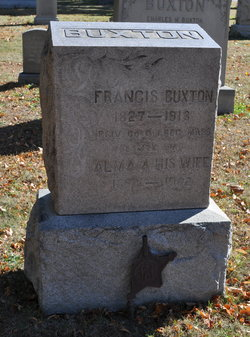 Alma Alvira <i>Esten</i> Buxton