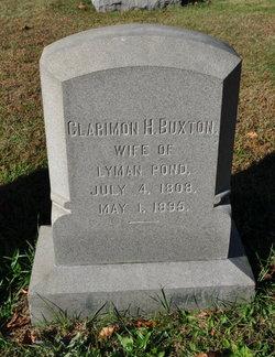 Clarimon H. <i>Buxton</i> Pond