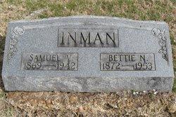 Betty Catherine <i>Noe</i> Inman