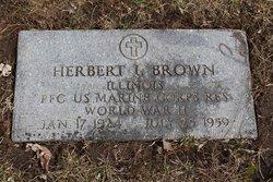 Herbert Leonard Brown
