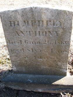 Humphrey Anthony