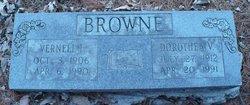 Dorothea <i>Mace</i> Browne