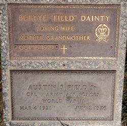 Bettye <i>Field</i> Dainty