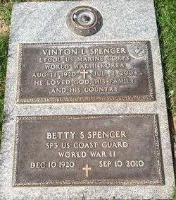 Vinton Leslie Spencer