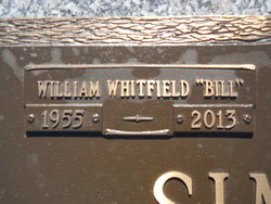 William Whitfield Bill Simpson