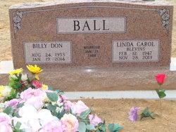 Linda Carol <i>Blevins</i> Ball